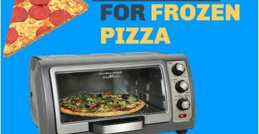 Best Toaster Ovens for Frozen Pizza Main Featured
