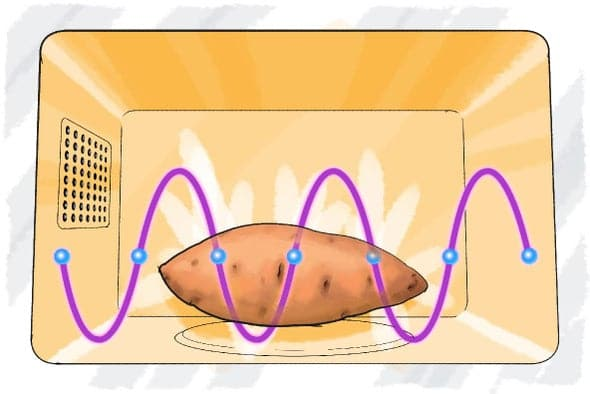 Microwave Oven Vibrates