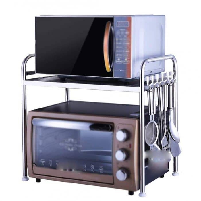 Can You Put Toaster Oven On Top of Microwave
