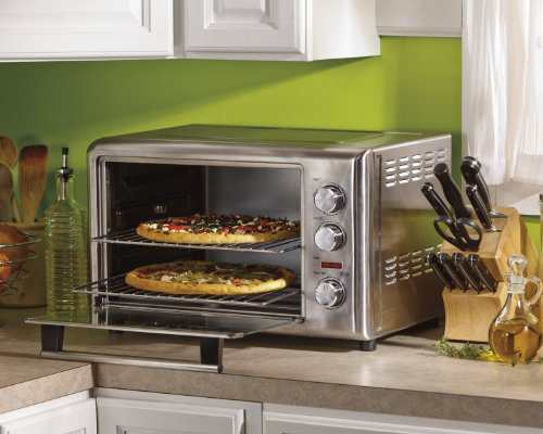Best Toaster Ovens for 12 inch Pizza
