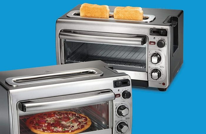 Best 2 in 1 Toaster Ovens