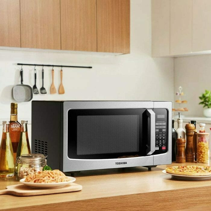What is Countertop Microwave Oven