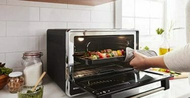 Dual Convection Countertop Toaster Oven by KitchenAid